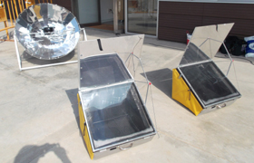 Cuina i forns solars