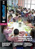 Imatge de la portada del butlletí número 450 del mes de novembre de 2013. Accedeix a la informació d'aquest número fent clic.