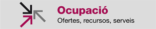 Employment. Offers, resources, services