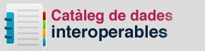 Accés al catàleg de dades interoperables