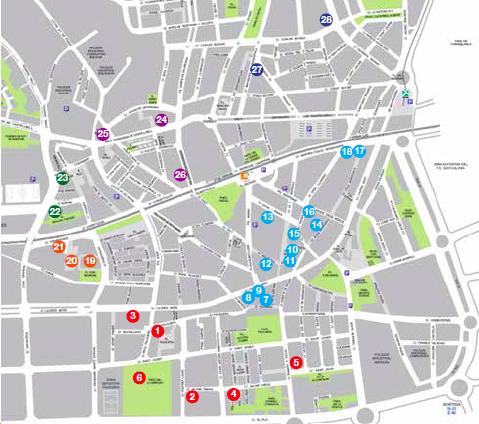 Situació al mapa