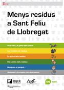 Menys residus a Sant Feliu de Llobregat
