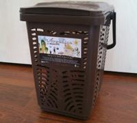 Cubell d'orgànica facilitat per l'Ajuntament