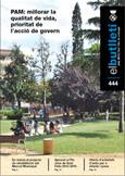 Imatge de la portada del butlletí número 444 del mes de juny de 2012. Accedix a la informació d'aquest número fent clic.