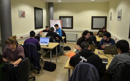 Coworking al Punt TIC Torre del Roser
