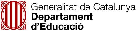 Logotip Departament d'Educació